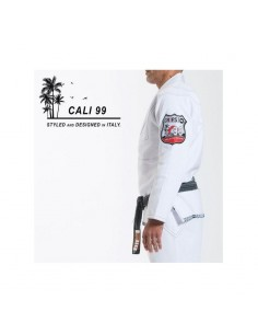 Gr1ps Cali 99 Bjj Gi - White